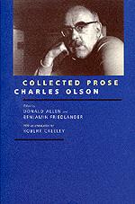 Collected Prose by Charles Olson, Donald Allen, Benjamin Friedlander