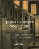 Toward a Simpler Way of Life by Robert Winter