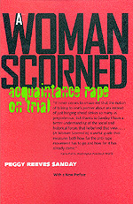 A Woman Scorned by Peggy Reeves Sanday