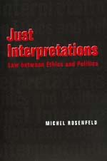 Just Interpretations by Michel Rosenfeld