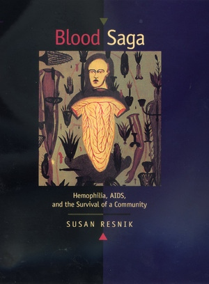 Blood Saga by Susan Resnik