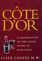 Côte D'Or by Clive Coates M. W.