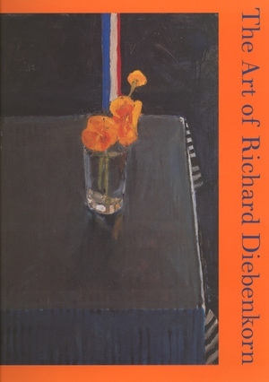 The Art of Richard Diebenkorn by Jane Livingston