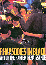 Rhapsodies in Black by Richard J. Powell, David A. Bailey