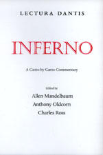 Lectura Dantis, Inferno by Allen Mandelbaum, Anthony Oldcorn, Charles Ross