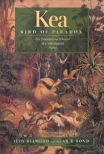 Kea, Bird of Paradox by Judy Diamond, Alan B. Bond