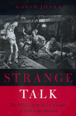 Strange Talk by Gavin Jones