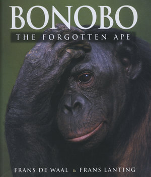 Bonobo by Frans B. M. de Waal, Frans Lanting