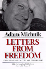 Letters from Freedom by Adam Michnik, Irena Grudzinska Gross