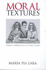Moral Textures by María Pía Lara