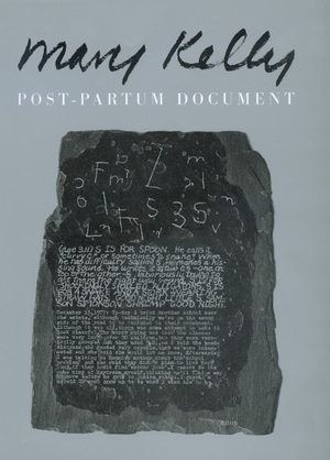 Post-Partum Document by Mary Kelly