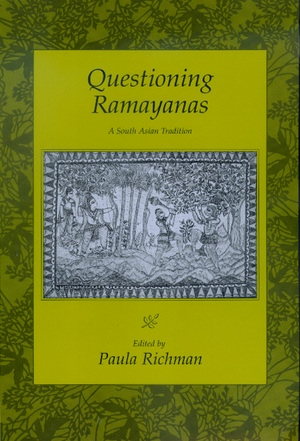 Questioning Ramayanas by Paula Richman