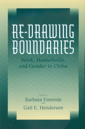 Re-Drawing Boundaries by Barbara Entwisle, Gail E. Henderson