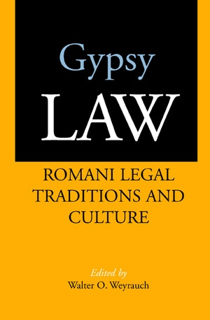 Gypsy Law by Walter O. Weyrauch