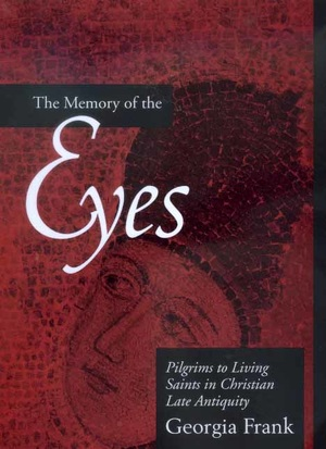 The Memory of the Eyes by Georgia Frank