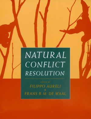 Natural Conflict Resolution by Filippo Aureli