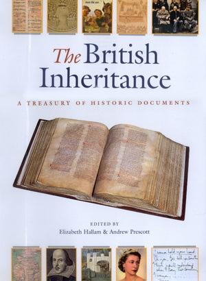 The British Inheritance by Elizabeth Hallam, Andrew Prescott