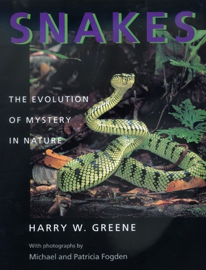 Snakes by Harry W. Greene