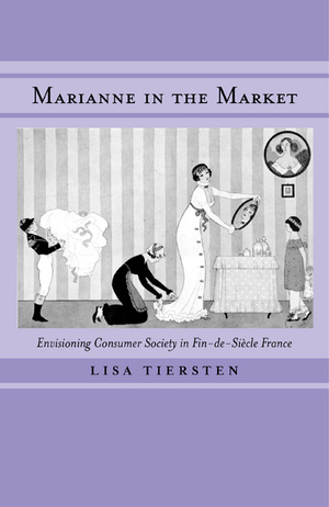 Marianne in the Market by Lisa Tiersten