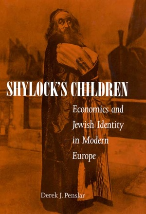 Shylock's Children by Derek Penslar