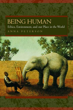 Being Human by Anna L. Peterson