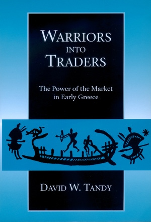 Warriors into Traders by David W. Tandy