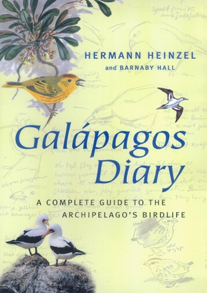 Galápagos Diary by Hermann Heinzel, Barnaby Hall