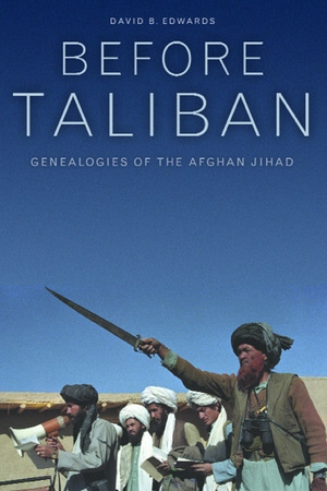 Before Taliban by David B. Edwards