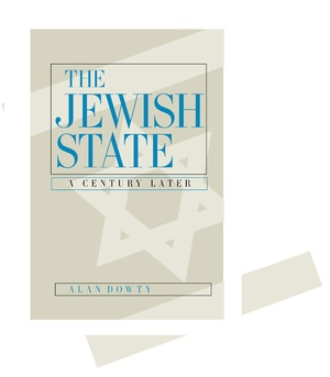 The Jewish State by Alan Dowty