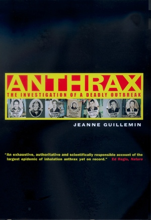 Anthrax by Jeanne Guillemin