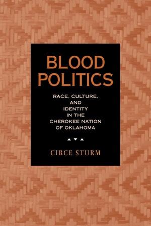 Blood Politics by Circe Dawn Sturm