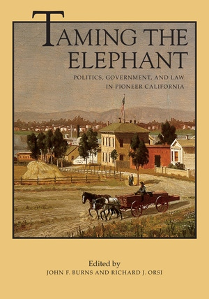 Taming the Elephant by John F. Burns, Richard J. Orsi