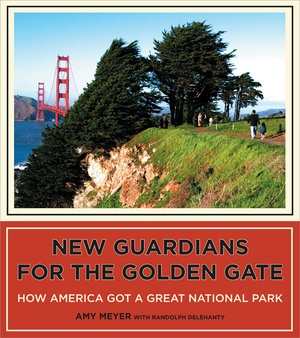 New Guardians for the Golden Gate by Amy Meyer