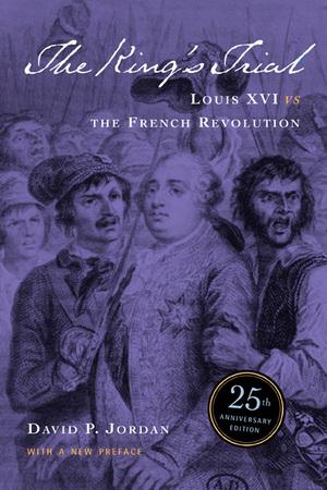 The Kings Trial By David Peter Jordan Paperback University Of