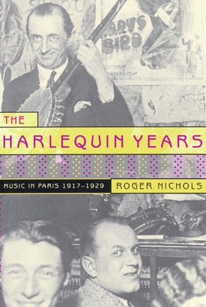 The Harlequin Years by Roger Nichols