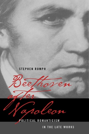 Beethoven after Napoleon by Stephen Rumph