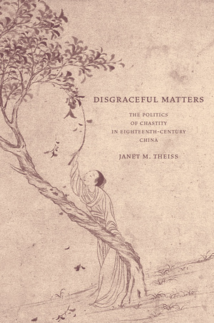 Disgraceful Matters by Janet Theiss