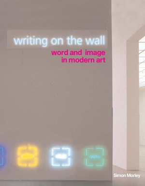 Writing on the Wall by Simon Morley