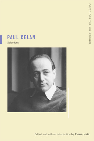 Paul Celan by Paul Celan, Pierre Joris