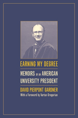 Earning My Degree by David Gardner