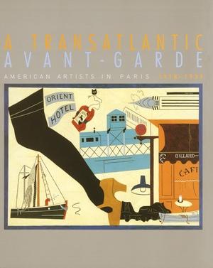 A Transatlantic Avant-Garde by Sophie Lévy