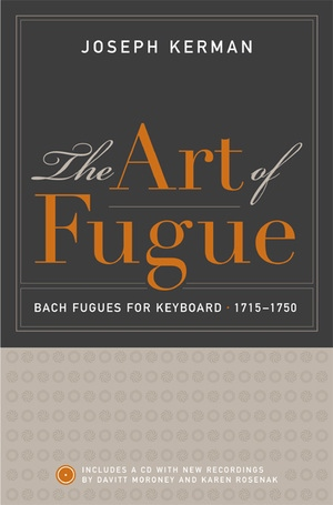 The Art of Fugue by Joseph Kerman