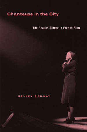 Chanteuse in the City by Kelley Conway