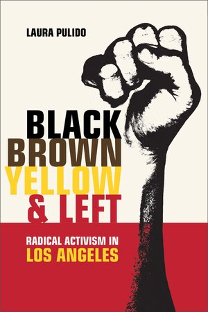 Black, Brown, Yellow, and Left by Laura Pulido
