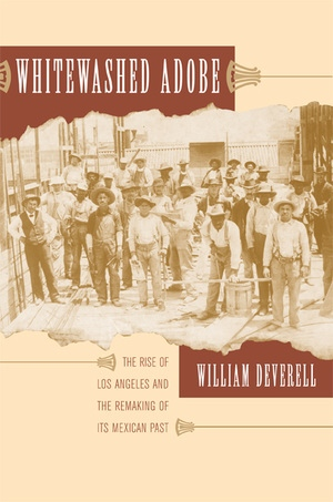 Whitewashed Adobe by William F. Deverell