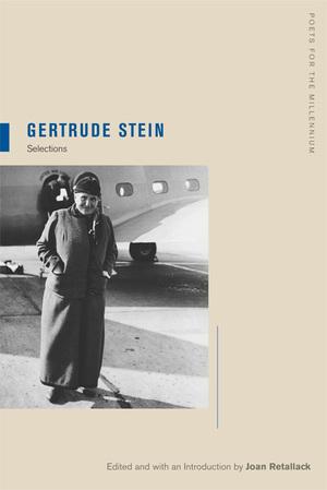 Gertrude Stein by Gertrude Stein, Joan Retallack
