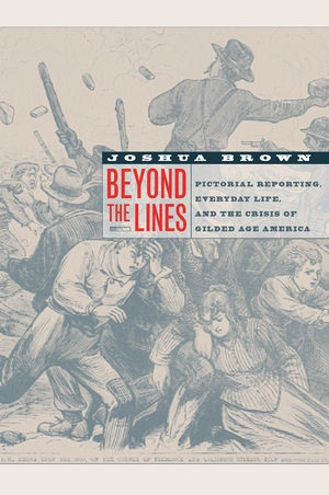 Beyond the Lines by Joshua Brown