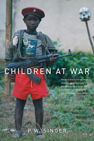 Children at War by P. W. Singer