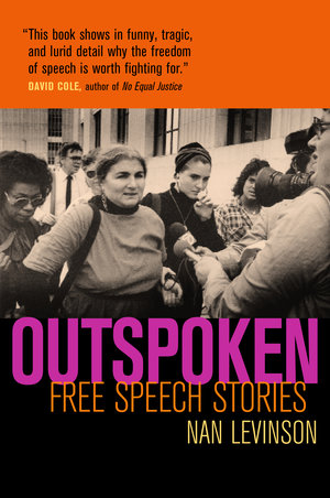 Outspoken by Nan Levinson
