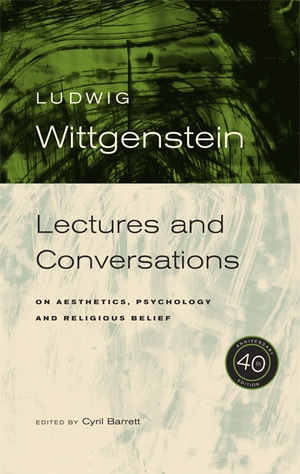 Wittgenstein, 40th Anniversary Edition by Ludwig Wittgenstein, Cyril Barrett
